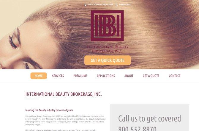 Beauty Salon Insurance