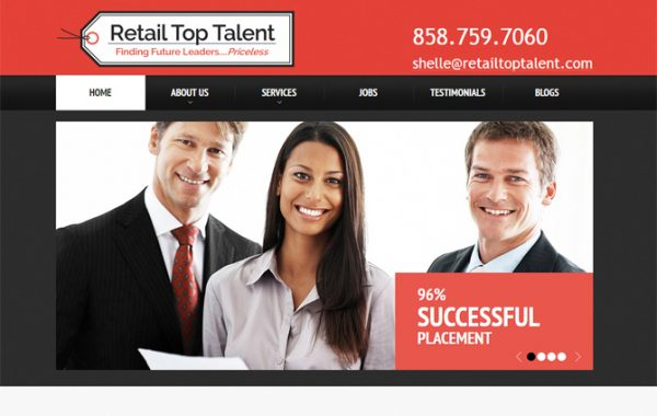 Retail Recruitment Firm